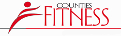 counties fitness logo